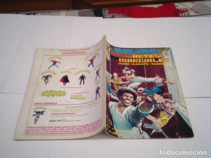 Cómics: RELATOS SALVAJES - ARTES MARCIALES - VERTICE - VOLUMEN 1 +VOL 2 + SURCO - COMPLETAS - BUEN ESTADO - Foto 15 - 172421980