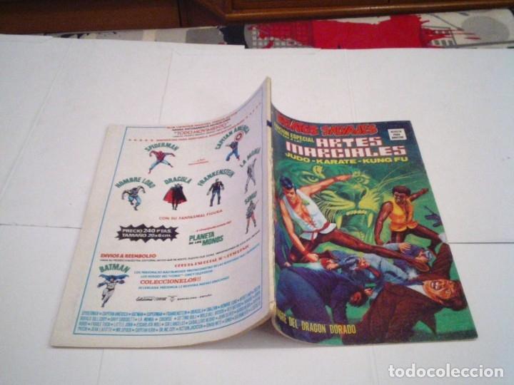 Cómics: RELATOS SALVAJES - ARTES MARCIALES - VERTICE - VOLUMEN 1 +VOL 2 + SURCO - COMPLETAS - BUEN ESTADO - Foto 16 - 172421980