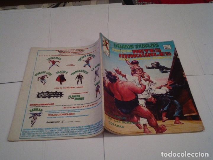 Cómics: RELATOS SALVAJES - ARTES MARCIALES - VERTICE - VOLUMEN 1 +VOL 2 + SURCO - COMPLETAS - BUEN ESTADO - Foto 17 - 172421980