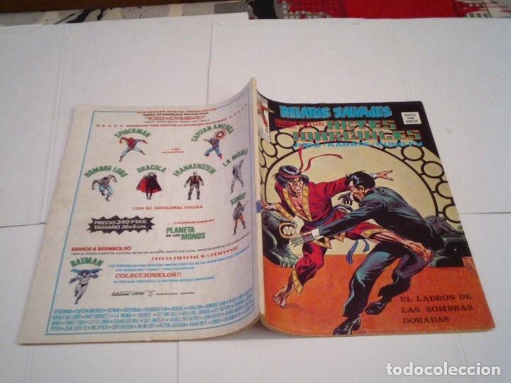 Cómics: RELATOS SALVAJES - ARTES MARCIALES - VERTICE - VOLUMEN 1 +VOL 2 + SURCO - COMPLETAS - BUEN ESTADO - Foto 18 - 172421980