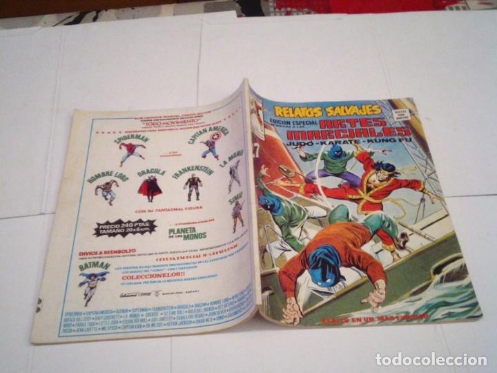 Cómics: RELATOS SALVAJES - ARTES MARCIALES - VERTICE - VOLUMEN 1 +VOL 2 + SURCO - COMPLETAS - BUEN ESTADO - Foto 19 - 172421980