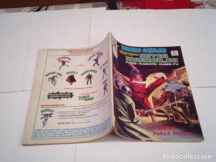 Cómics: RELATOS SALVAJES - ARTES MARCIALES - VERTICE - VOLUMEN 1 +VOL 2 + SURCO - COMPLETAS - BUEN ESTADO - Foto 20 - 172421980