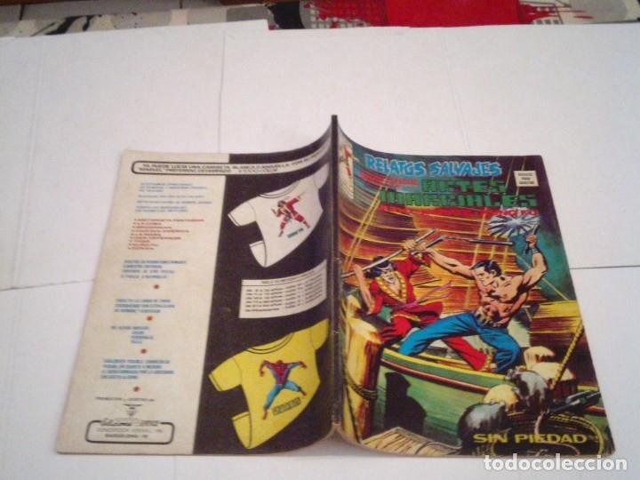 Cómics: RELATOS SALVAJES - ARTES MARCIALES - VERTICE - VOLUMEN 1 +VOL 2 + SURCO - COMPLETAS - BUEN ESTADO - Foto 23 - 172421980
