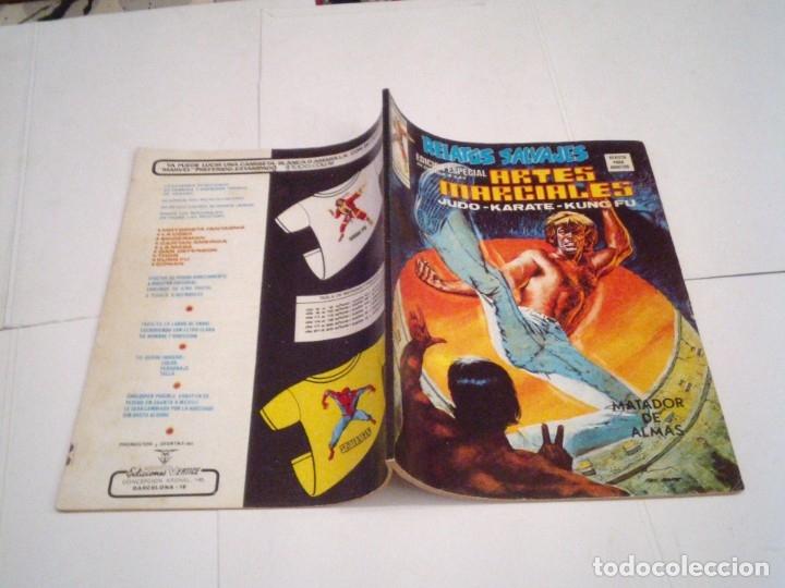 Cómics: RELATOS SALVAJES - ARTES MARCIALES - VERTICE - VOLUMEN 1 +VOL 2 + SURCO - COMPLETAS - BUEN ESTADO - Foto 24 - 172421980