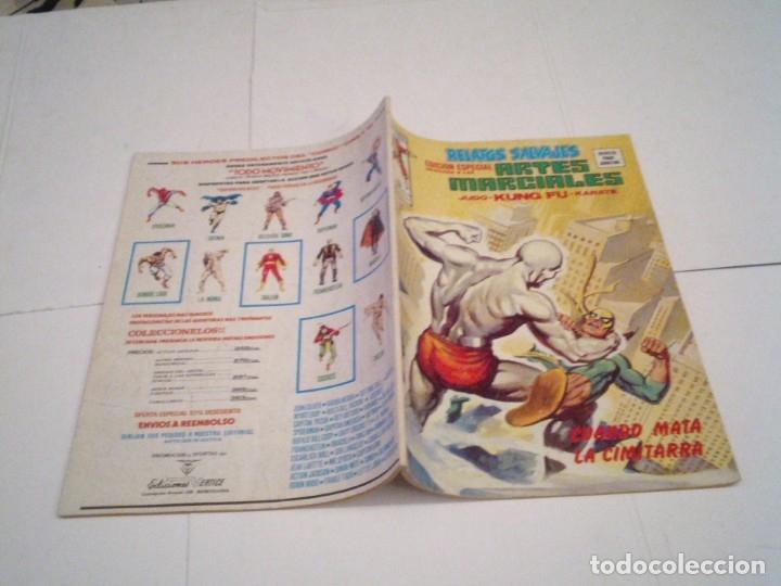 Cómics: RELATOS SALVAJES - ARTES MARCIALES - VERTICE - VOLUMEN 1 +VOL 2 + SURCO - COMPLETAS - BUEN ESTADO - Foto 29 - 172421980