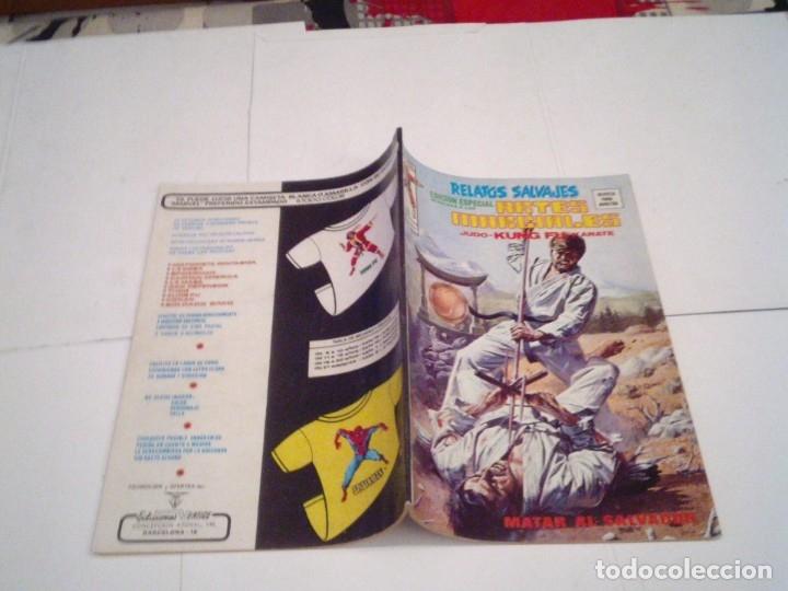 Cómics: RELATOS SALVAJES - ARTES MARCIALES - VERTICE - VOLUMEN 1 +VOL 2 + SURCO - COMPLETAS - BUEN ESTADO - Foto 32 - 172421980