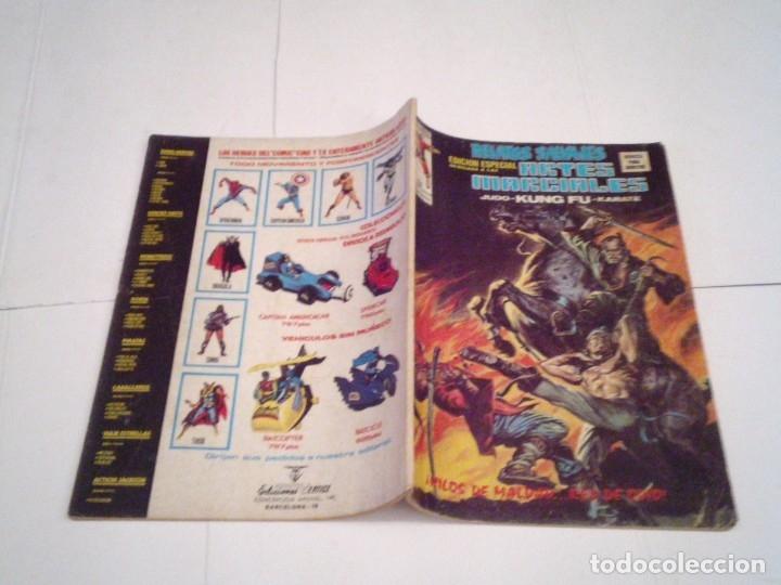 Cómics: RELATOS SALVAJES - ARTES MARCIALES - VERTICE - VOLUMEN 1 +VOL 2 + SURCO - COMPLETAS - BUEN ESTADO - Foto 33 - 172421980