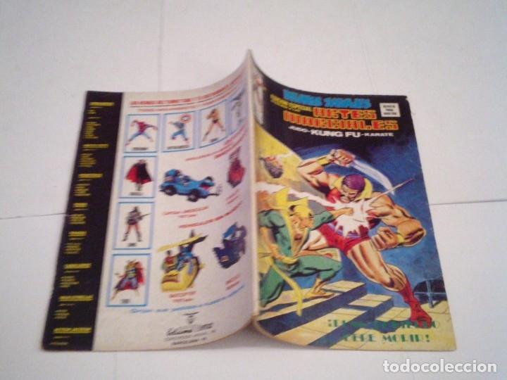 Cómics: RELATOS SALVAJES - ARTES MARCIALES - VERTICE - VOLUMEN 1 +VOL 2 + SURCO - COMPLETAS - BUEN ESTADO - Foto 34 - 172421980