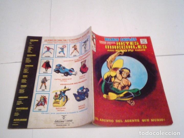 Cómics: RELATOS SALVAJES - ARTES MARCIALES - VERTICE - VOLUMEN 1 +VOL 2 + SURCO - COMPLETAS - BUEN ESTADO - Foto 38 - 172421980
