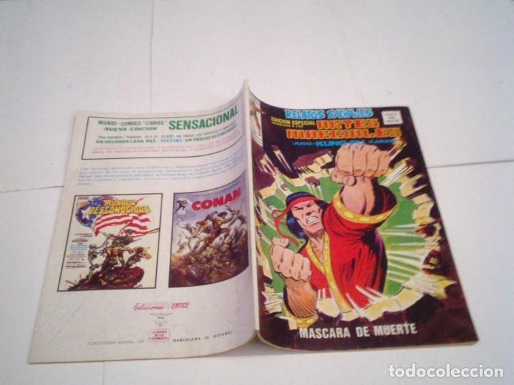 Cómics: RELATOS SALVAJES - ARTES MARCIALES - VERTICE - VOLUMEN 1 +VOL 2 + SURCO - COMPLETAS - BUEN ESTADO - Foto 40 - 172421980