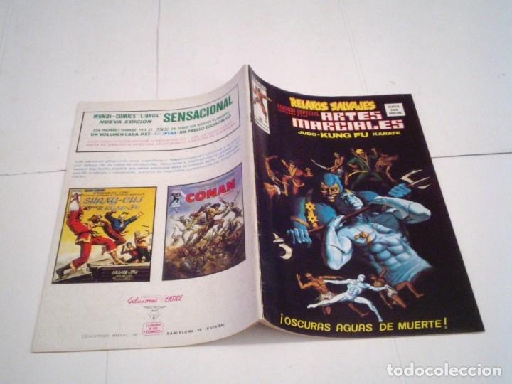 Cómics: RELATOS SALVAJES - ARTES MARCIALES - VERTICE - VOLUMEN 1 +VOL 2 + SURCO - COMPLETAS - BUEN ESTADO - Foto 41 - 172421980