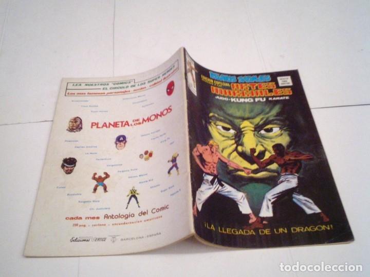 Cómics: RELATOS SALVAJES - ARTES MARCIALES - VERTICE - VOLUMEN 1 +VOL 2 + SURCO - COMPLETAS - BUEN ESTADO - Foto 42 - 172421980