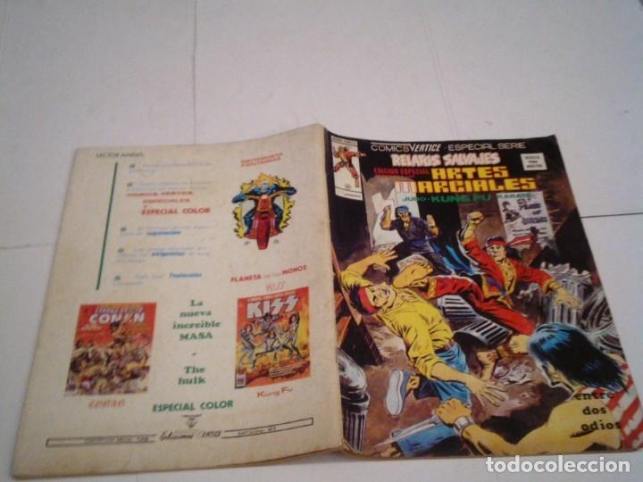 Cómics: RELATOS SALVAJES - ARTES MARCIALES - VERTICE - VOLUMEN 1 +VOL 2 + SURCO - COMPLETAS - BUEN ESTADO - Foto 44 - 172421980