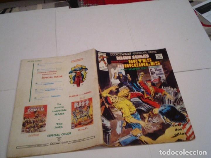 Cómics: RELATOS SALVAJES - ARTES MARCIALES - VERTICE - VOLUMEN 1 +VOL 2 + SURCO - COMPLETAS - BUEN ESTADO - Foto 45 - 172421980