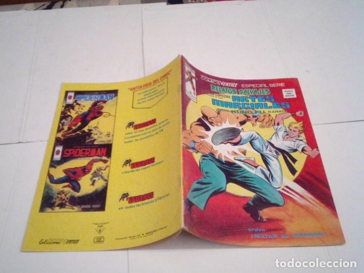 Cómics: RELATOS SALVAJES - ARTES MARCIALES - VERTICE - VOLUMEN 1 +VOL 2 + SURCO - COMPLETAS - BUEN ESTADO - Foto 47 - 172421980