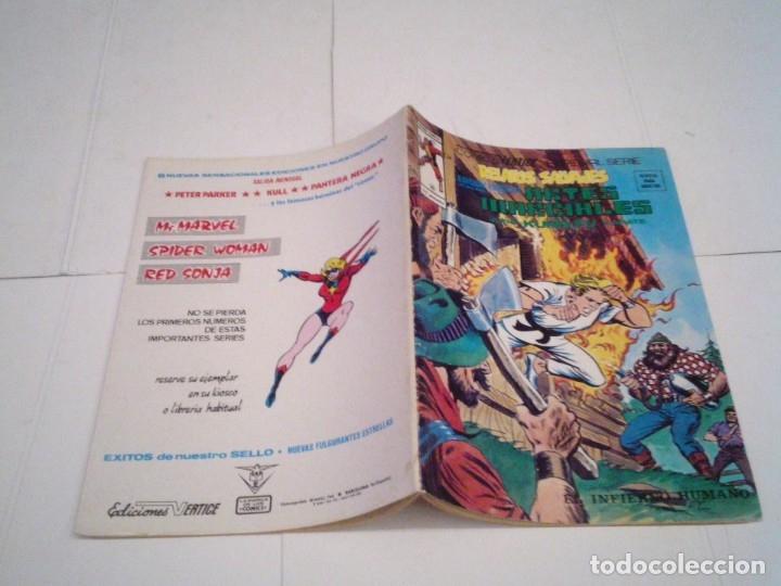 Cómics: RELATOS SALVAJES - ARTES MARCIALES - VERTICE - VOLUMEN 1 +VOL 2 + SURCO - COMPLETAS - BUEN ESTADO - Foto 48 - 172421980