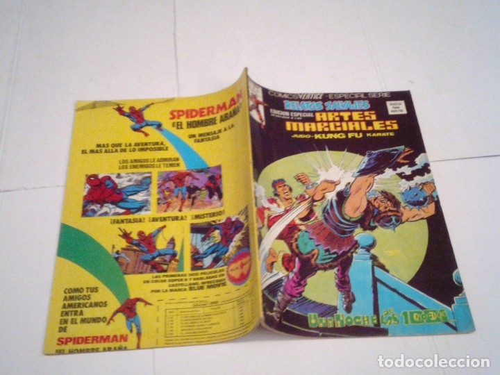 Cómics: RELATOS SALVAJES - ARTES MARCIALES - VERTICE - VOLUMEN 1 +VOL 2 + SURCO - COMPLETAS - BUEN ESTADO - Foto 54 - 172421980