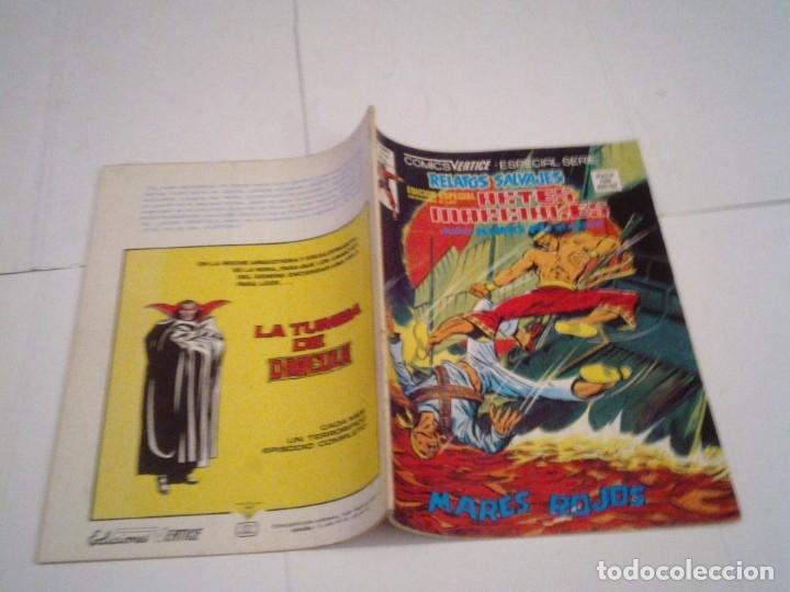 Cómics: RELATOS SALVAJES - ARTES MARCIALES - VERTICE - VOLUMEN 1 +VOL 2 + SURCO - COMPLETAS - BUEN ESTADO - Foto 57 - 172421980