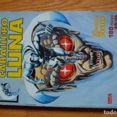 Cómics: CABALLERO LUNA (SURCO) 1 AL 4 Y 6. Lote 172436577