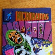 Cómics: LOS MICRONAUTAS 1 AL 5 (RETAPADO). Lote 172444684