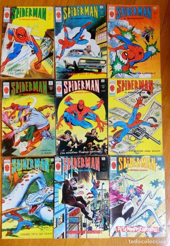 SPIDERMAN (VOL 3) 1 AL 67 COMPLETA (Tebeos y Comics - Vértice - V.3)