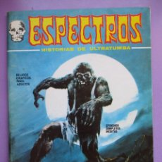 Cómics: ESPECTROS Nº 22 VERTICE ¡¡¡ EXCELENTE ESTADO !!!!. Lote 172586964
