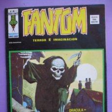 Cómics: FANTOM Nº 15 VERTICE VOL. 2 ¡¡¡ BUEN ESTADO Y MUY DIFICIL !!!! . Lote 172587149