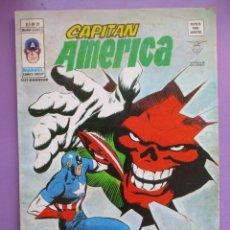 Cómics: CAPITAN AMERICA Nº 21 VERTICE VOL. 3 ¡¡¡ BUEN ESTADO Y DIFICIL !!!!. Lote 172587684