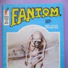 Cómics: FANTOM Nº 4 VERTICE VOLUMEN 1 ¡¡¡ BUEN ESTADO !!!!. Lote 172598505
