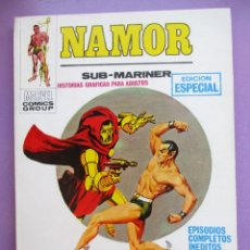 Cómics: NAMOR Nº 9 VERTICE TACO ¡¡¡ MUY BUEN ESTADO!!!!. Lote 172606395