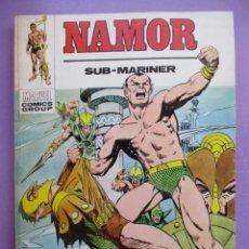Cómics: NAMOR Nº 28 VERTICE TACO ¡¡¡ BUEN ESTADO!!!!. Lote 172606669
