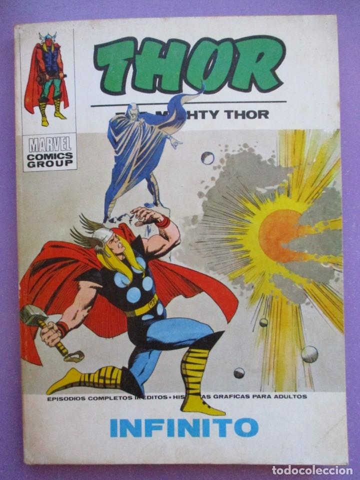 THOR Nº 38 VERTICE TACO ¡¡¡ BUEN ESTADO!!!! (Tebeos y Comics - Vértice - V.1)