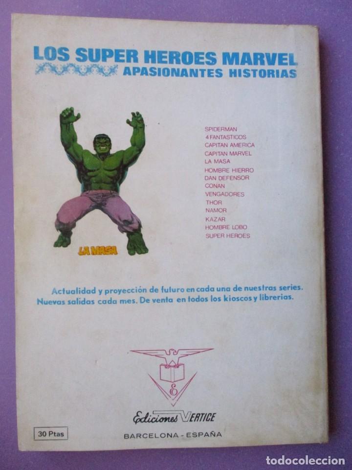 Cómics: THOR Nº 38 VERTICE TACO ¡¡¡ BUEN ESTADO!!!! - Foto 2 - 172607899