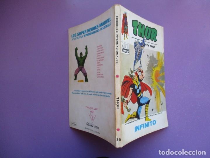 Cómics: THOR Nº 38 VERTICE TACO ¡¡¡ BUEN ESTADO!!!! - Foto 3 - 172607899