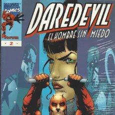Cómics: DAREDEVIL VOL. III NUMERO 02 - NUEVO. Lote 172612517