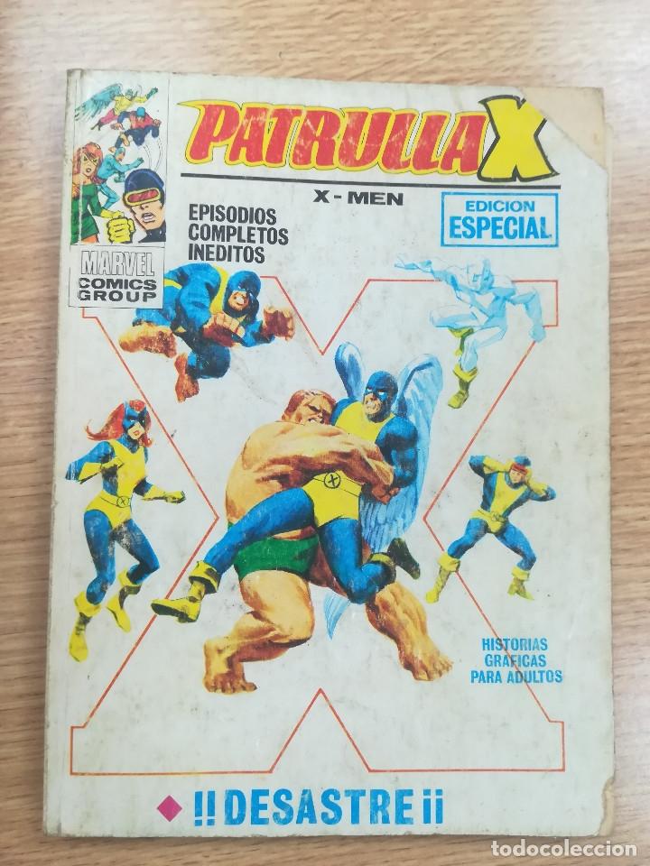 PATRULLA X #17 DESASTRE (Tebeos y Comics - Vértice - Patrulla X)