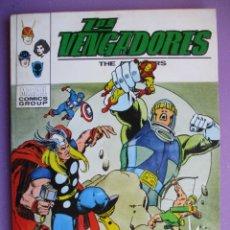 Cómics: LOS VENGADORES Nº 48 VERTICE TACO ¡¡¡ BASTANTE BUEN ESTADO!!!!. Lote 172630943