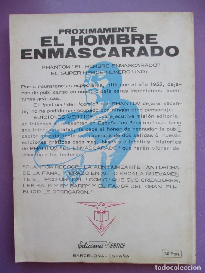 Cómics: LOS VENGADORES Nº 48 VERTICE TACO ¡¡¡ BASTANTE BUEN ESTADO!!!! - Foto 2 - 172630943