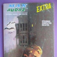 Cómics: MAX AUDAZ Nº 18 VERTICE TACO ¡¡¡ BUEN ESTADO!!!!. Lote 172631389