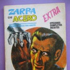Cómics: ZARPA DE ACERO Nº13 VERTICE TACO ¡¡¡ BUEN ESTADO!!!!. Lote 172631587