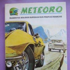 Cómics: METEORO Nº 12 VERTICE TACO ¡¡¡ BUEN ESTADO!!!! LEER DESCRIPCION. Lote 172633158