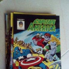 Cómics: CAPITAN AMERICA 10 NUMEROS COMPLETA,MUNDICOMICS.. Lote 172682953