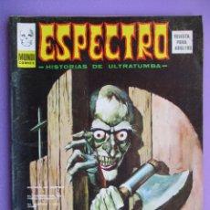 Cómics: ESPECTROS (ESPECTRO) Nº 35 ¡¡¡¡ BUEN ESTADO Y DIFICIL !!!!! VER FOTOS Y LEER DESCRIPCION.. Lote 172874164