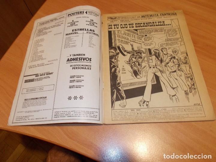 Cómics: EL MOTORISTA FANTASMA. GRAN LOTE DE 26 NÚMEROS !! - Foto 3 - 172954704