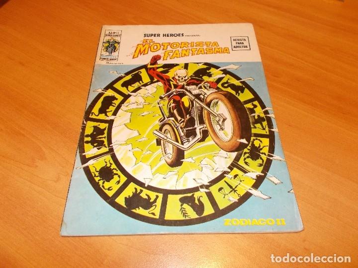 Cómics: EL MOTORISTA FANTASMA. GRAN LOTE DE 26 NÚMEROS !! - Foto 9 - 172954704