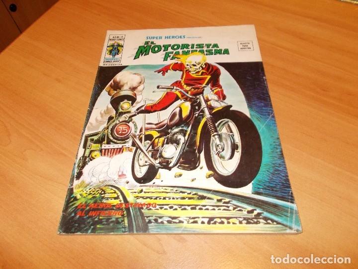 Cómics: EL MOTORISTA FANTASMA. GRAN LOTE DE 26 NÚMEROS !! - Foto 13 - 172954704