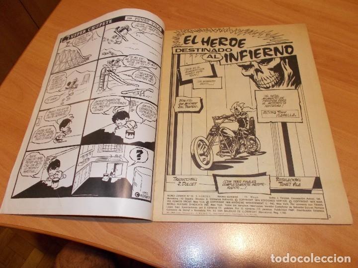 Cómics: EL MOTORISTA FANTASMA. GRAN LOTE DE 26 NÚMEROS !! - Foto 15 - 172954704