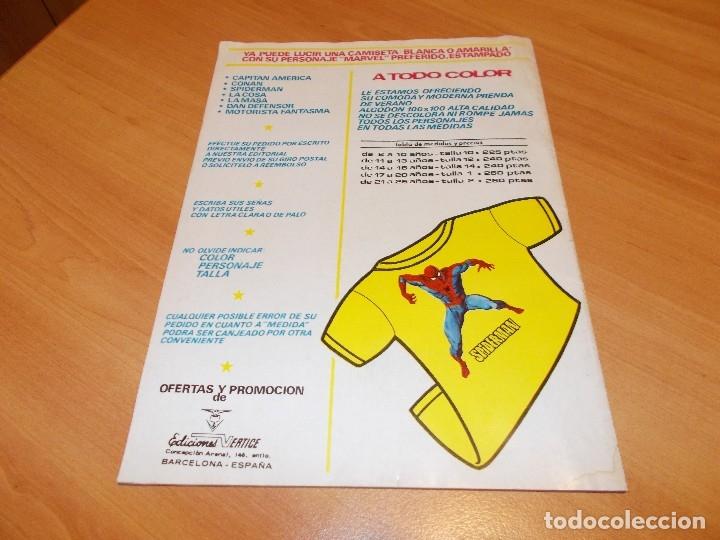 Cómics: EL MOTORISTA FANTASMA. GRAN LOTE DE 26 NÚMEROS !! - Foto 18 - 172954704