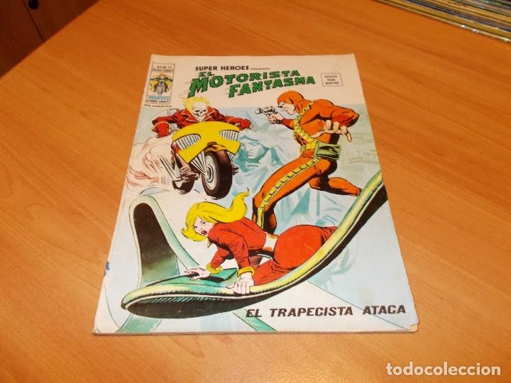 Cómics: EL MOTORISTA FANTASMA. GRAN LOTE DE 26 NÚMEROS !! - Foto 21 - 172954704
