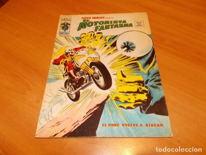 Cómics: EL MOTORISTA FANTASMA. GRAN LOTE DE 26 NÚMEROS !! - Foto 25 - 172954704